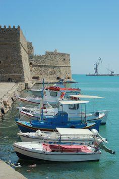 Koules,Heraklion, Creta, GREECE
