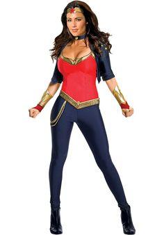 Wonder Woman Costume, Heroine Fancy Dress - Superhero Costumes at Escapade™ UK - Escapade Fancy Dress on Twitter: @Escapade_UK
