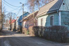 ©lempipaikalla_puutaloalueet-6 Finland, Places, Home, Historia, Ad Home, Homes, Haus, Lugares, Houses