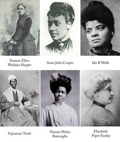 "eternallybeautifullyblack: "" The African-American Suffragists History Forgot  by Lynn Yaeger [T]hough we may have vague notions of the American women who fought so heroically for the ballot on this..."