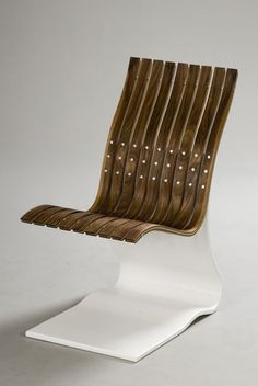 Modern Easy Chair by EJ Bespoke Furniture