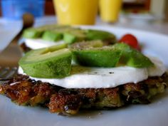We Eat: Sprouted Lentil Burgers