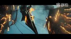 傑克船長回來啦!!!!台灣還搶先美國上映喔! Pirates of the Caribbean (影片來源-微博/會飛的鐵塔:http://t.cn/RiunBUO)