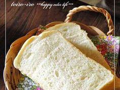 HBで簡単★翌日もふわふわ食パン♪の画像