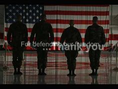 When A Soldier Comes Home (Trace Adkins- Till The Last Shot's Fired) - YouTube.