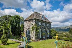 Plas Brondanw Gardens, North Wales