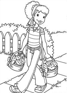 African American Princess Coloring Pages Coloring Pages