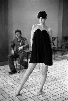 60s style icon Peggy Moffitt