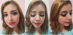 ⟶ ♡  Amanda Luana  ♡ ⟵: Tutorial de maquiagem passo a passo - make básica