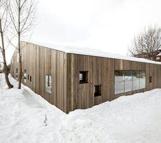 Fagerborg Kindergarten, Reiulf Ramstad Architects