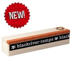 +blackriver-ramps+ Brick Box - FlatFace Fingerboards