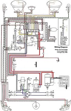 vw trike wiring harness 66 and 67 vw beetle wiring diagram vw beetles beetle and d wiring diagrams for cars