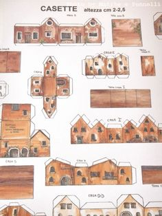 Best Hobbies For Couples Cardboard Sculpture, Cardboard Toys, Paper Toys, Paper Crafts, Hobby Lobby Wedding Invitations, Ho Scale Buildings, Free Paper Models, House Template, Mini Doll House