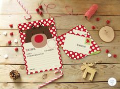 Letter to Santa and envelope