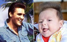 Baby Who Looks Like Elvis Born - Neatorama