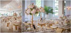 A beautiful wedding tablescape in the ultimate wedding for a Princess + Princess // An Inseparable Fairytale ((Kelly + Mitch))   Sassy Chicago Weddings