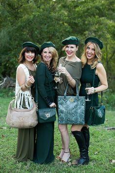 Kelly Wynne Handbags featured by Martha Lynn Kale #halloween #daretobefabulous #cheers #xoxo