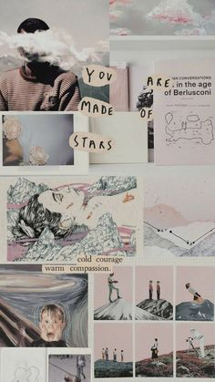 83 Best Collage Wallpaper Tumblr Images Wallpaper Aesthetic