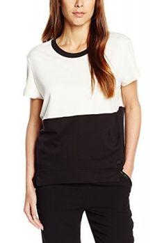 G-STAR-Womens-Short-Sleeve-T-Shirt-Black-10-0