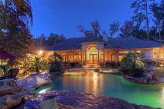 My dream backyard...