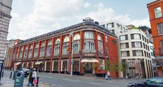 One of the best hotels in Dublin city centre, Hard Rock Hotel Dublin delivers unparalleled comfort, convenience and style. Dublin Castle, Dublin City, Red Brick Exteriors, Jameson Distillery, Open Hotel, Dublin Hotels, Glass Bridge, Guinness Storehouse, Temple Bar
