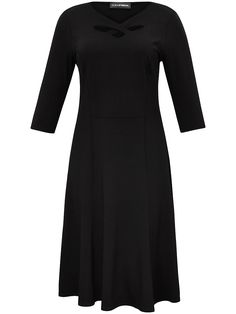 Elegantes Jersey Kleid von Doris Streich