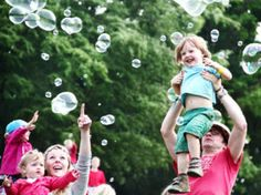 @ElderflowerFest #Sussex is just round the corner, great #family #festival #fun - bubbles and laughter all weekend