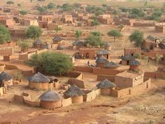 Burkina Faso – Tourist Destinations