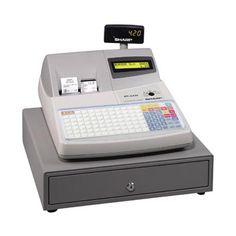 Sharp ER-A420 Cash Register