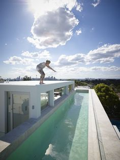 Roof pool? Oh yes.
