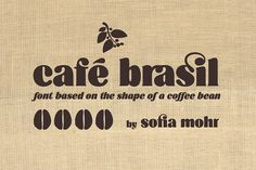 Café Brasil family by sofia mohr on @creativemarket