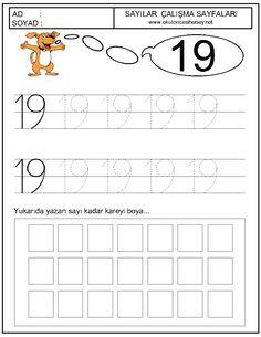 19 sayısı okul öncesi çalışmaları - Google'da Ara