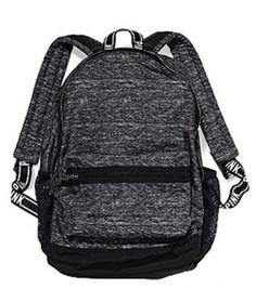 7bdda22e4e Victoria s Secret PINK Campus Backpack Gray Victoria Secret Bags