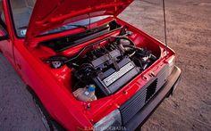 Fiat Uno, Engine Swap, Engineering, Cars, Engine, Autos, Car, Automobile, Technology