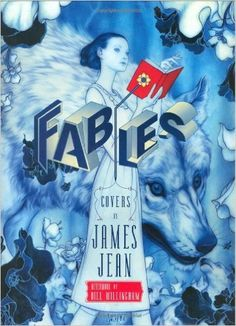 Fables Covers by James Jean: James Jean, Bill Willingham: 9781401215767: Books - Amazon.ca