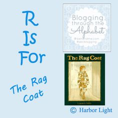 This week has a cool song go along.  #abcblogging #books #ragcoat