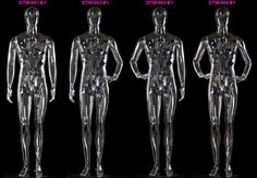 Image result for clear mannequin