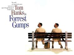 Forrest Gump.  A brilliant performance by Tom Hanks as a man who, while born with limited mental abilities, makes his way through life despite his handicap.  An amazingly imaginative journey through recent history.