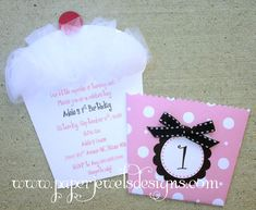 cupcake invitations | with a cherry on top cupcake invitation the cutest cupcake invitation ...