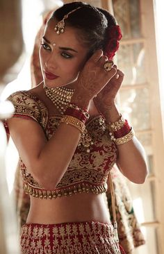Indian wedding, Indian jewelry