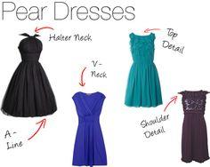 """Pear Dresses"" by havilarna on Polyvore"