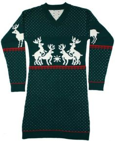 Ugly sweater party... lol I would die!