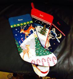 Socks are ready