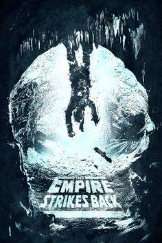 Star Wars Poster Series - Created by Daniel Norris