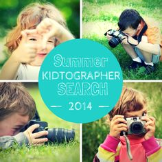 2014 Search for Posterjack's Official Summer Kidtographers