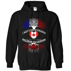 FRANCE AND CANADA T-SHIRTS, HOODIES, SWEATSHIRT (39.99$ ==► Shopping Now)