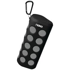 Naxa Water-resistant Bluetooth Speaker (black) - MNM Gifts