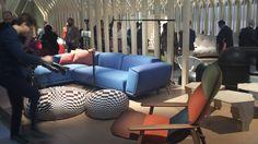 Waiting for Patricia Urquiola#iSaloni #SaloneUfficio #WorkPlace #SaloneSatellite #EuroLuce #design #designers #exhibition #backstage #architettura #architecture #furniture #milano #lombardy #italy #eccellenzeitaliane #milanodesignweek #MDW15 #FuoriSalone2015 #InterniDeAllegri