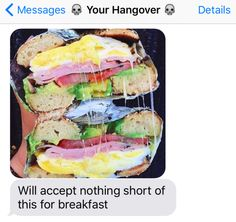 19 Unbelivably Rude Texts From Your Hangover