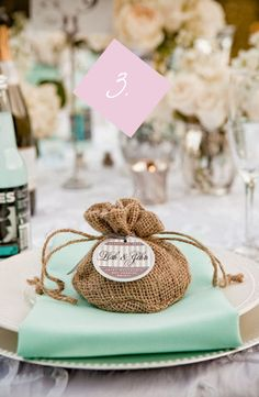 A link to a whole bunch of burlap wedding decorations ideas - Bing Images